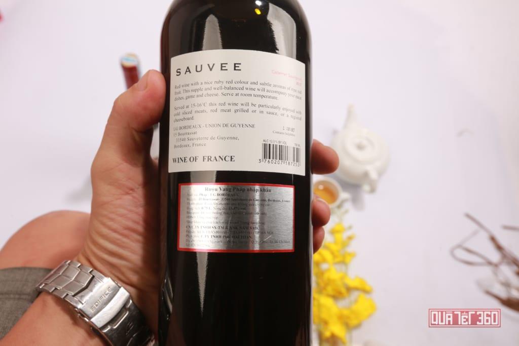 Rượu Vang nhập ngoại